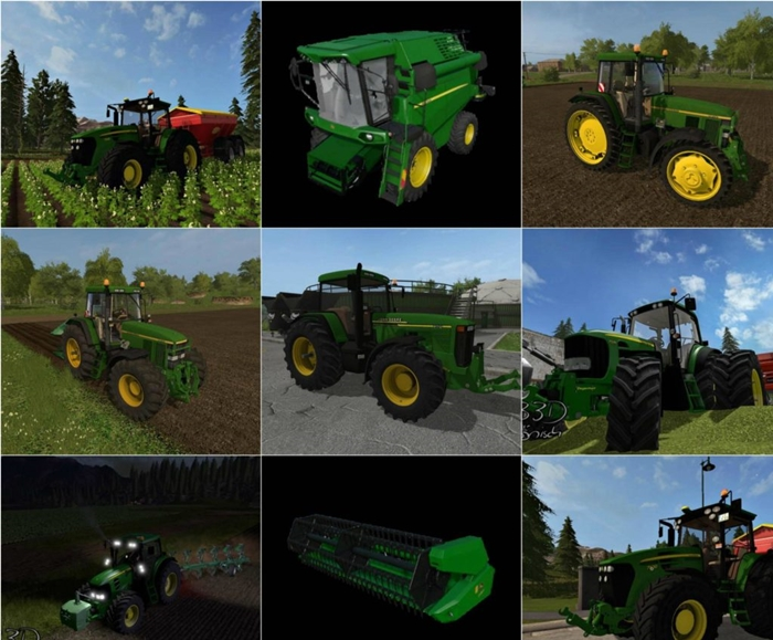 Photo of FS17 – John Deere Paketi
