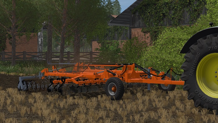 Photo of FS17 – Laumetris DSL-5 Kültivatör
