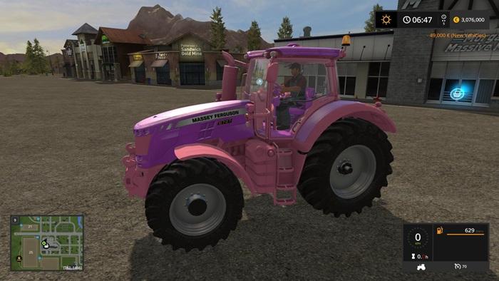 Photo of FS17 – Massey Ferguson 8700 Traktör V1