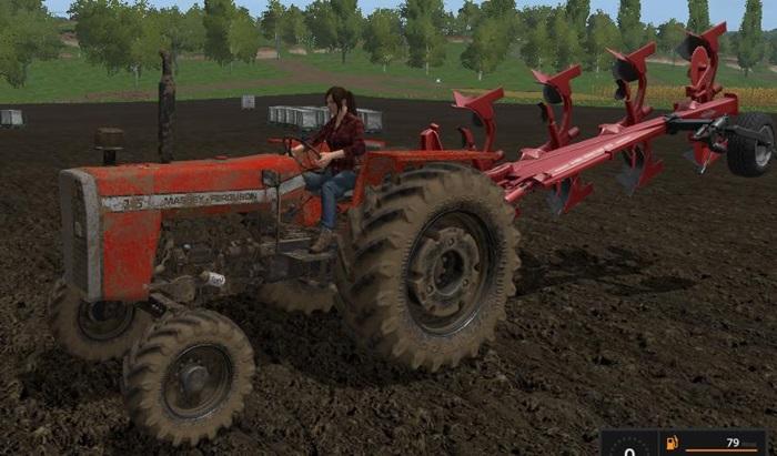 Photo of FS17 – Massey Ferguson 265 Traktör V1