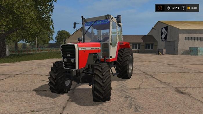 Photo of FS17 – Massey Ferguson 698T Traktör V1