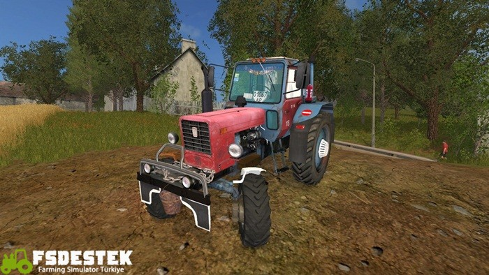 Photo of FS17 – MTZ 892 Belarus Modifiyeli Traktör