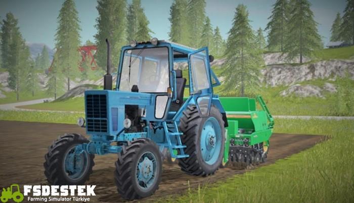 Photo of FS17 – MTZ 82 UK Traktör V3