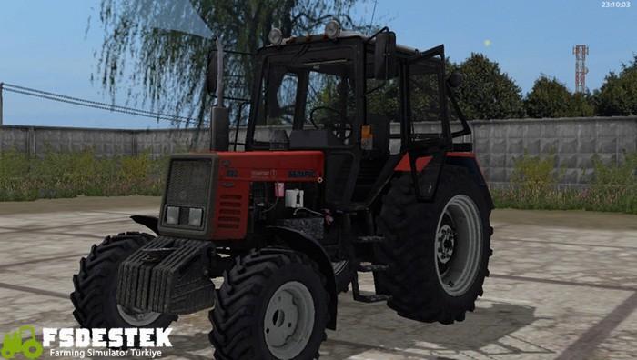 Photo of FS17 – MTZ 892 Traktör V1