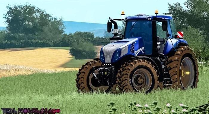Photo of FS17 – New Holland T8 Traktör V1.1
