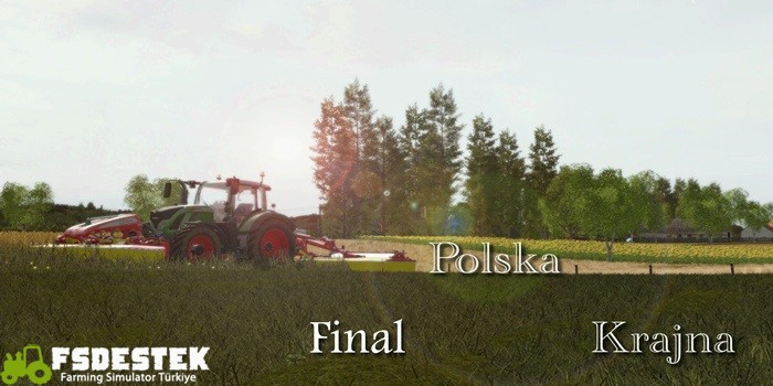 Photo of FS17 – Polonya Ülke Haritası V1.1 Final