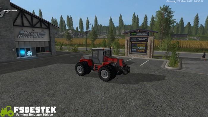 Photo of FS17 – Progress ZT323 SB Traktör V2