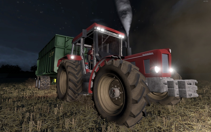 Photo of FS17 – Schluter Traktör Paketi V1