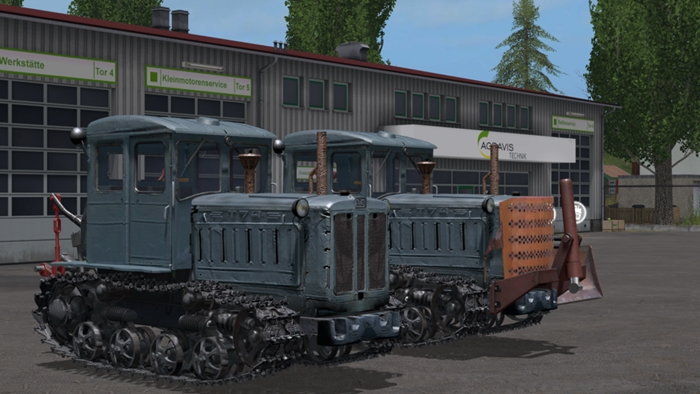 Photo of FS17 – T-74 Paletli Traktör V1
