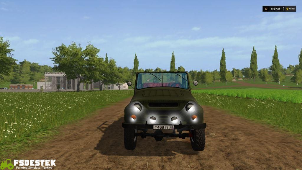 Photo of FS17 – UAZ 469 V1