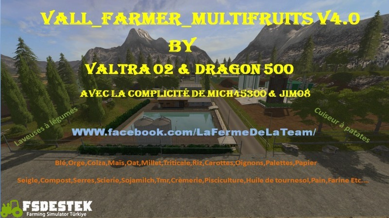Photo of FS17 – Vall Çiftçi Haritası V4