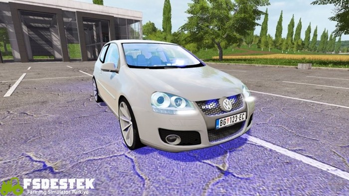 Photo of FS17 – Volkswagen Golf GTI Polis Arabası