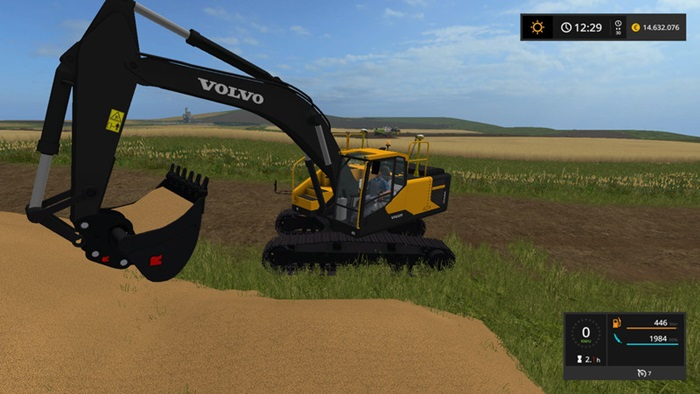 Photo of FS17 – Volvo EC300E V1