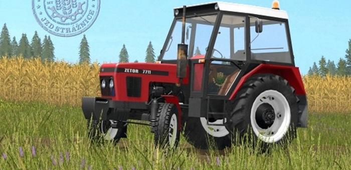 Photo of FS17 – Zetor 7711 Traktör