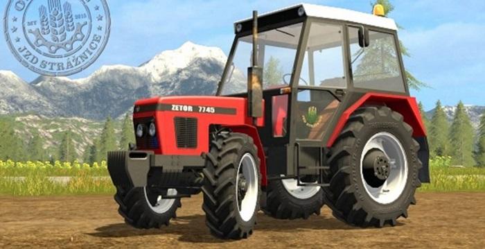 Photo of FS17 – Zetor 7745 Traktör