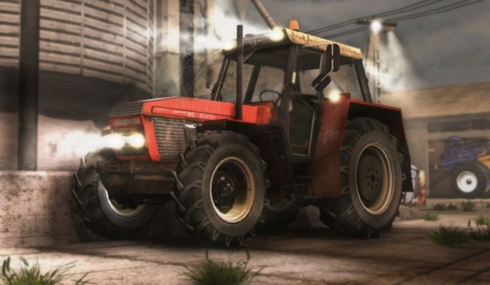 Photo of FS17 – Zetor 16145 Traktör