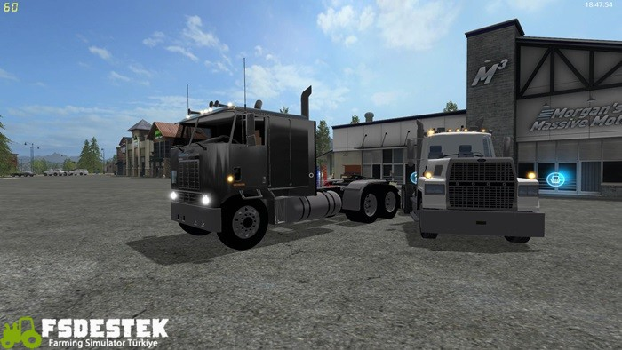 Photo of FS17 – International Eagle COE V1
