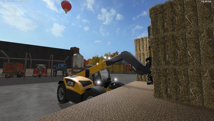 Photo of FS17 – JCB Loadall V1.0.1.0