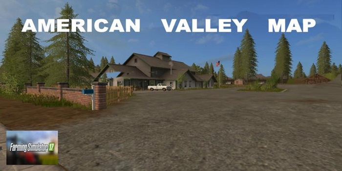 Photo of FS17 – Amerikan Vadi Haritası V1.2