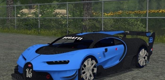Photo of FS17 – Bugatti Vision GT Araba Yaması