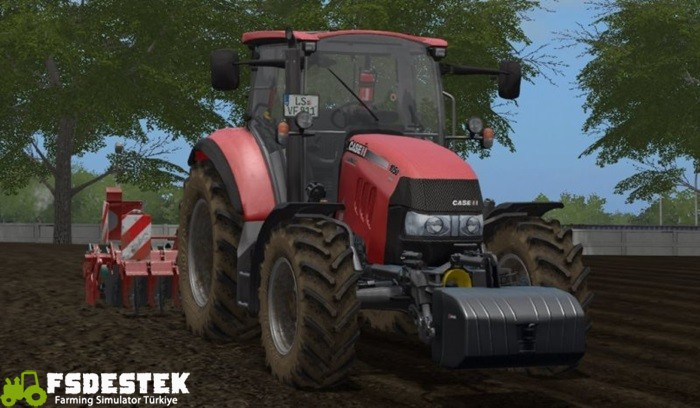 Photo of FS17 – Case Farmall 105U Pro Traktör
