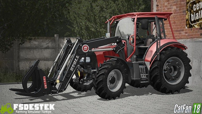 Photo of FS17 – Case Farmall 105U Traktör