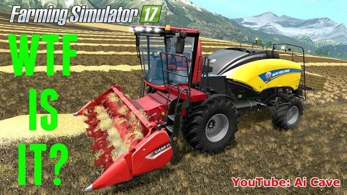 Photo of FS17 – Case IH 130 Balya Makinası