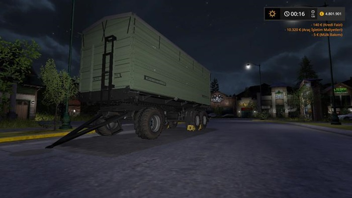 Photo of FS17 – Casella Römork V4.3.4