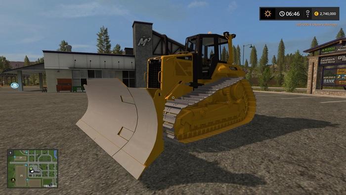 Photo of FS17 – Caterpillar D6N LGP V1