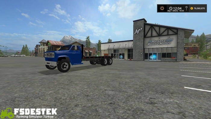 Photo of FS17 – Chevy C70 Flatbed Kamyon V1