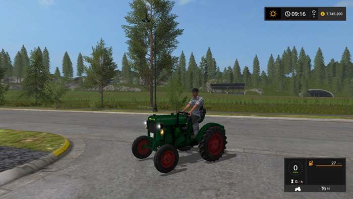Photo of FS17 – Deutz F1N414 Traktör V0.1