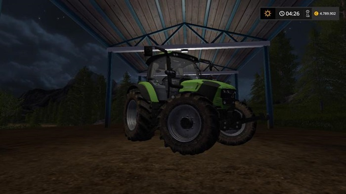 Photo of FS17 – Deutz-Fahr 5110 TTV Traktör