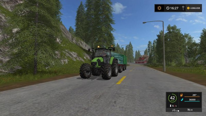 Photo of FS17 – Deutz-Fahr 5130 TTV Traktör V1.5.9