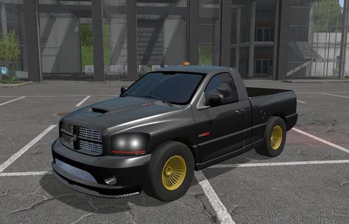 Photo of FS17 – Dodge Ram 2500 STR Pickup V1