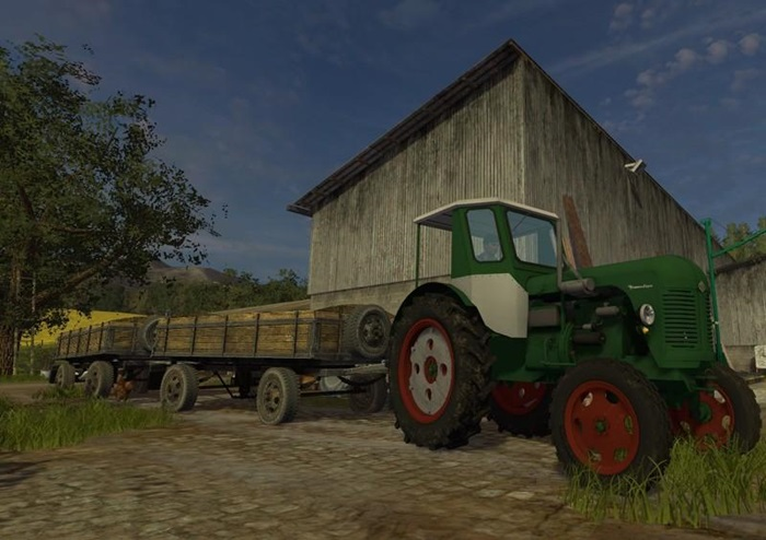 Photo of FS17 – Famulus RS14-36W Traktör V3.4