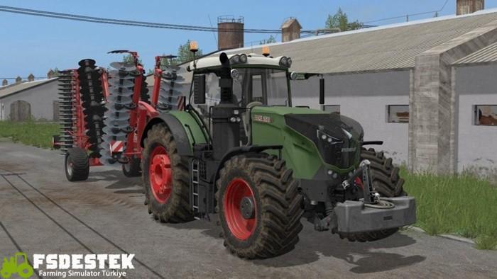 Photo of FS17 – Fendt Vario 1050 Traktör V1.2