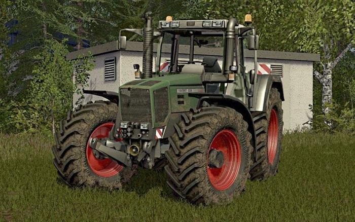 Photo of FS17 – Fendt Favorit 800 Traktör V3 Final