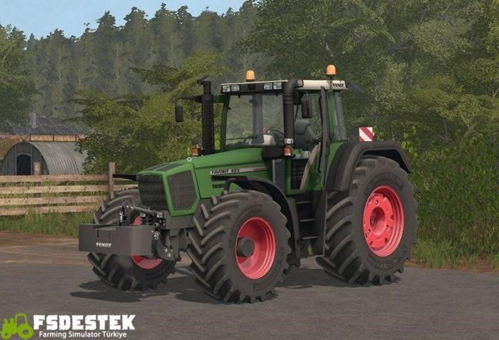 Photo of FS17 – Fendt Turboshift 8XX Traktör Paketi V1
