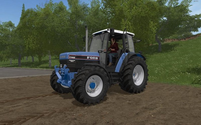 Photo of FS17 – Ford 40S Traktör V1