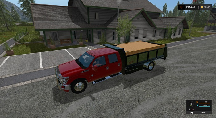 Photo of FS17 – Ford F-350 Damperli Kamyonet V1