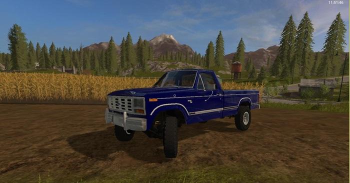 Photo of FS17 – Ford Ranger V1