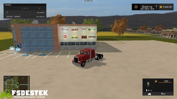 Photo of FS17 – Freightliner WLF Tır Yaması V1