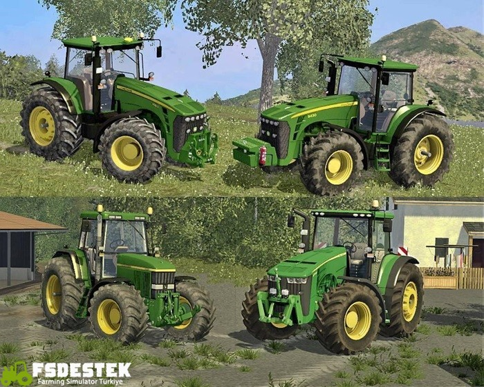 Photo of FS15 – John Deere Elite Paketi