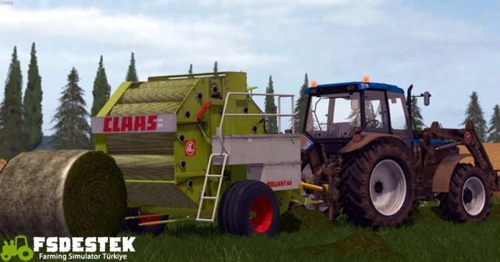 Photo of FS17 – Claas Rolant 44S Balya Makinası Beta