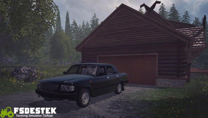 Photo of FS15 – Gaz 3110 Volga V 0.8
