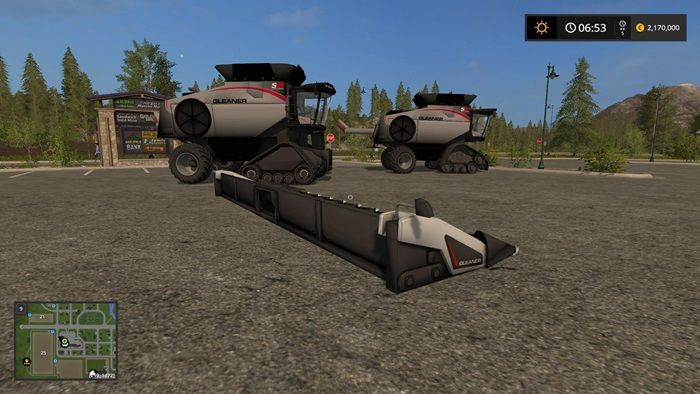 Photo of FS17 – Gleaner S9T Biçer Döver V2