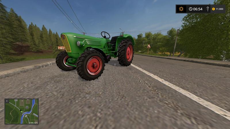 Photo of FS17 – Guldner G40 Traktör V1