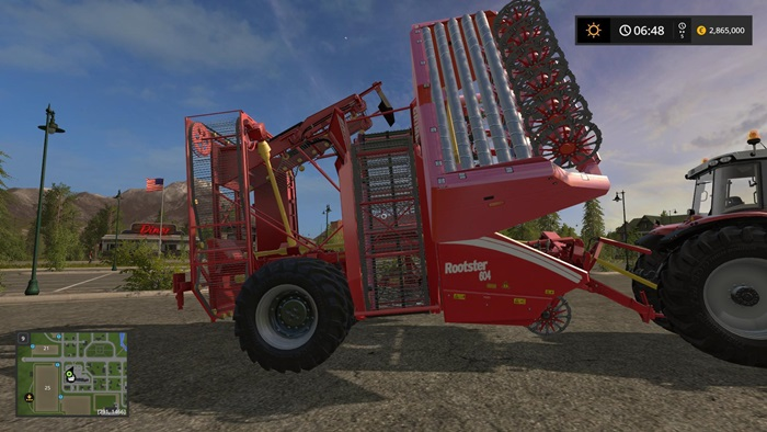 Photo of FS17 – Grimme Rootster 604 Pancar Hasat Makinası V1.0.0.1