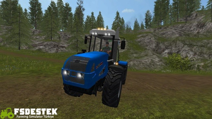 Photo of FS17 – HTZ 17221-09 Traktör V1