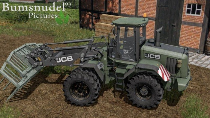 Photo of FS17 – JCB 435S Siloking V1